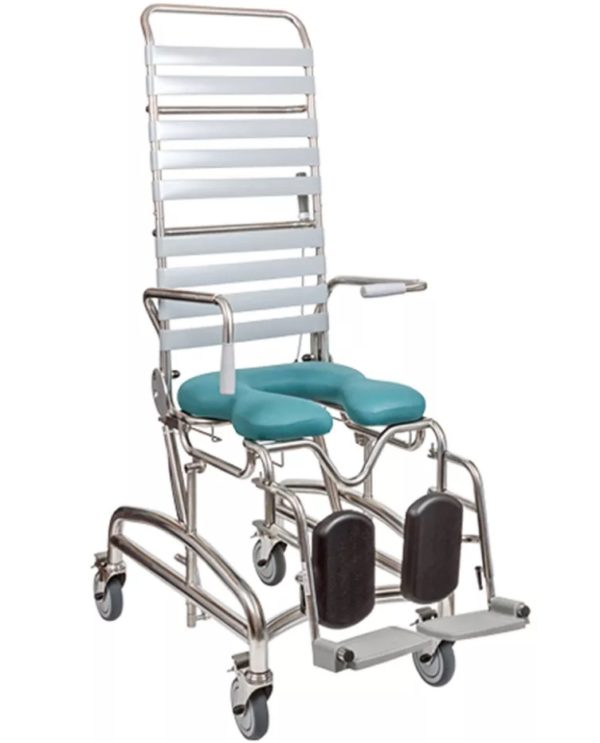Bariatric Tilt in Space Height Adjustable Commode