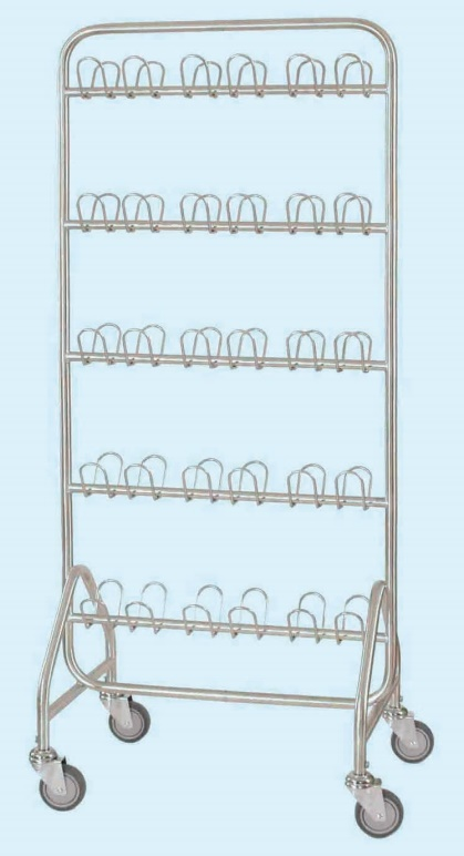 Mobile Shoe Rack