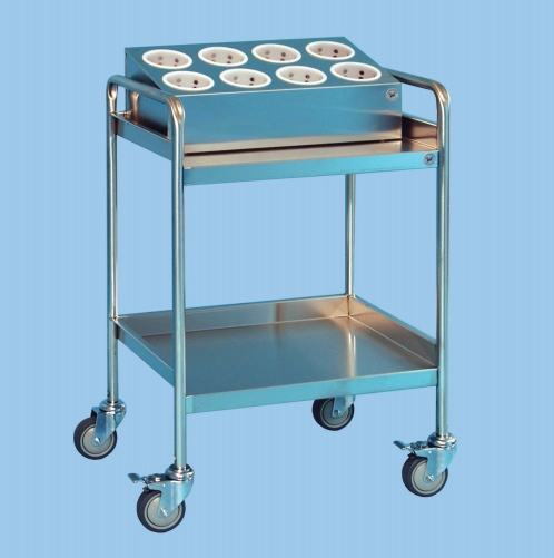 Cutlery and Tray Trolley