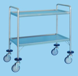 Hospital and Clinic Multipurpose Trolleys