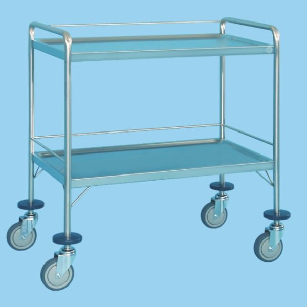 Traymobile With Two Shelves