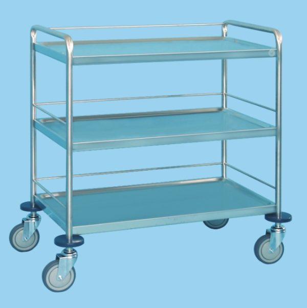 Traymobile With Three Shelves