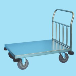 Low Loading Trolley