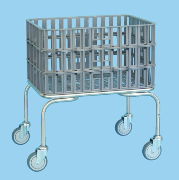 Laundry Basket Trolley