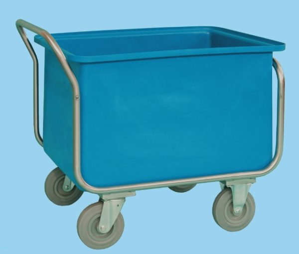 Mobile Container with Handle
