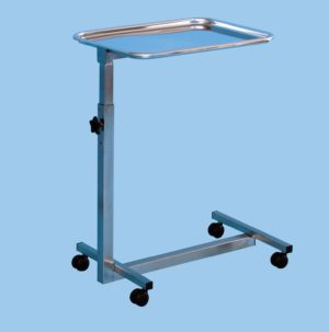 Instrument Table With Removable Tray