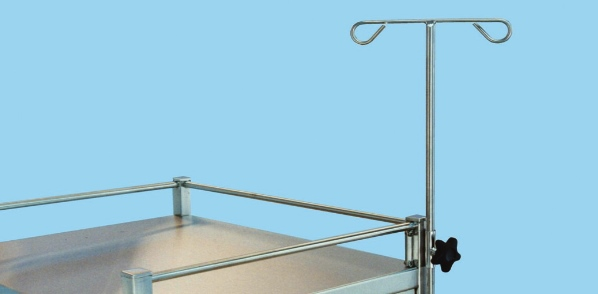 Stainless Steel Trolley & Table Accessories