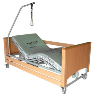 Eurocare Viscount Home Care Bed