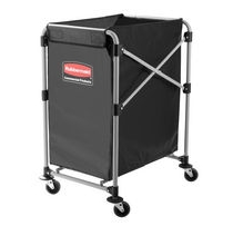 Rubbermaid Collapsing X-Cart - 150L
