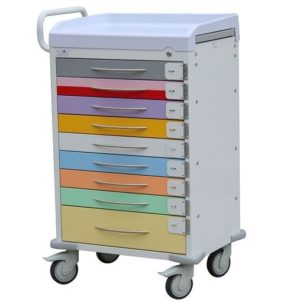 Paediatric Emergency Cart