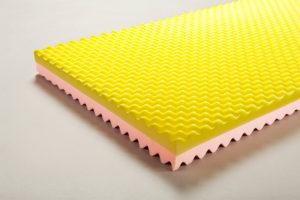 SAF Overlay - Pink/Yellow