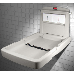 Rubbermaid Baby Change Table Vertical
