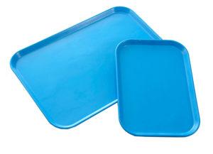 Tray Fibreglass Blue