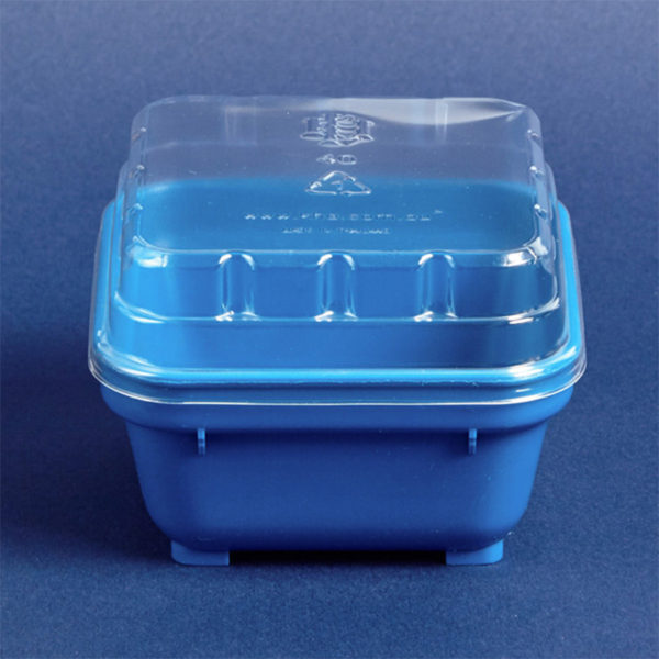 Disposable Lid for Square Bowl