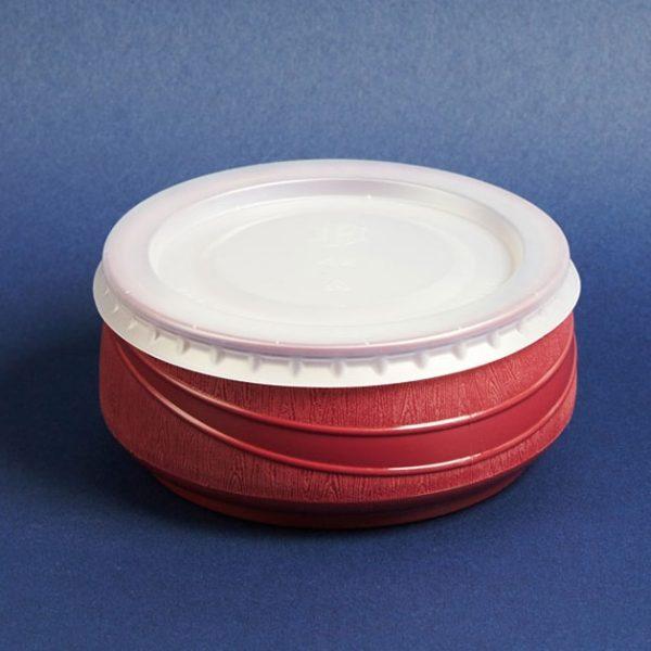 Disposable Lid for Moderne Bowl