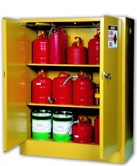 350L Flammable Liquid Storage Cabinet
