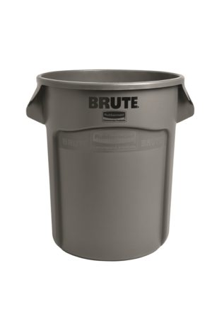 Rubbermaid Brute Round Containers & Accessories