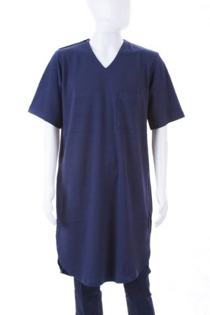 Men's Nightshirt - Short Sleeve