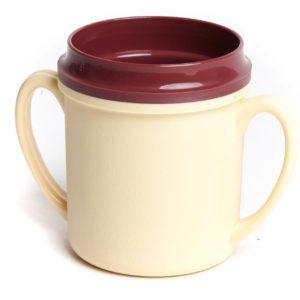 Insulated Traditional Double Handle Mug