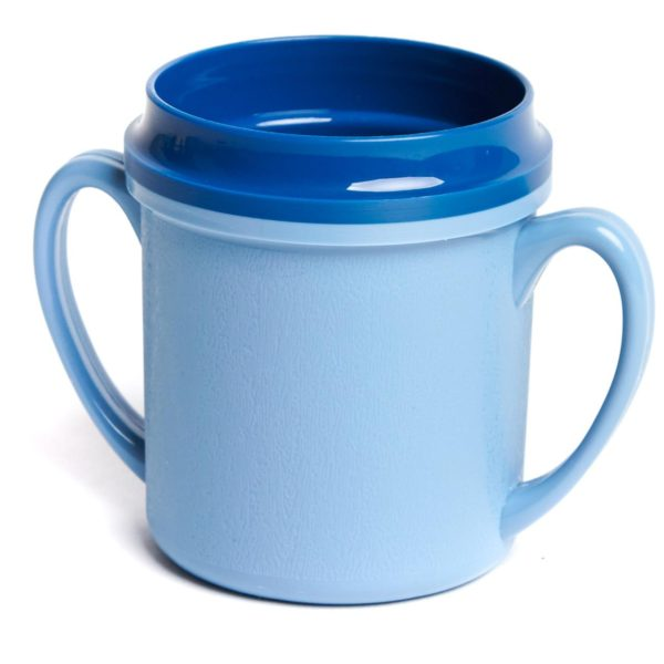 Insulated Traditional Double Handle Mug