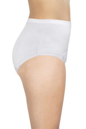 New Rose Underwear White