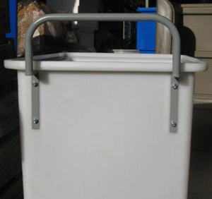 Mobile Polycon Tub with Rising Base